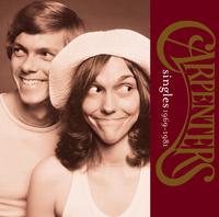Carpenters シングルズ 1969-1981
